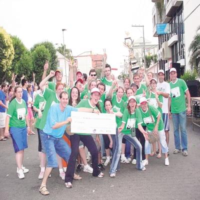 Para comemorar os 40 anos da Fenavindima, realizada em 2007, uma gincana cultural foi promovida. No mês de dezembro de 2006, quatro equipes realizaram provas, tarefas e brincadeiras durante três dias. A equipe Vui Le Cárte foi a grande vencedora da competição, que envolveu mais de 500 pessoas.