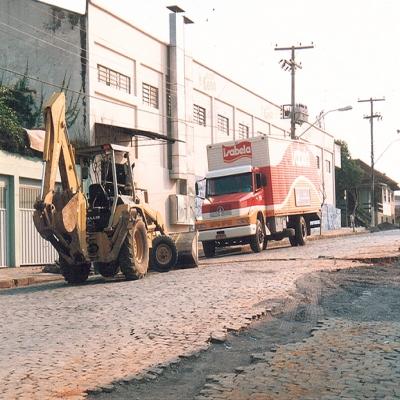 Em agosto de 1996, o trecho da Rua Dr. Montaury, entre as ruas Borges de Medeiros e Rio Branco, esquina com a Escola São Rafael, foi asfaltado. Durante a reforma, também foram trocadas as redes de água e esgoto.