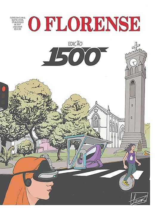 Dezembro de 2017: edição número 1.500.