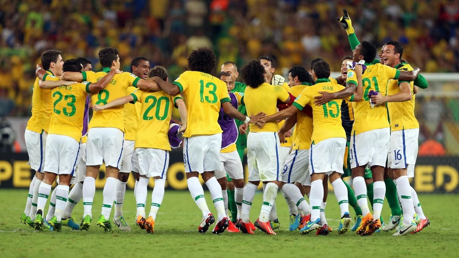 Seleção Brasileira entra nas oitavas de final.