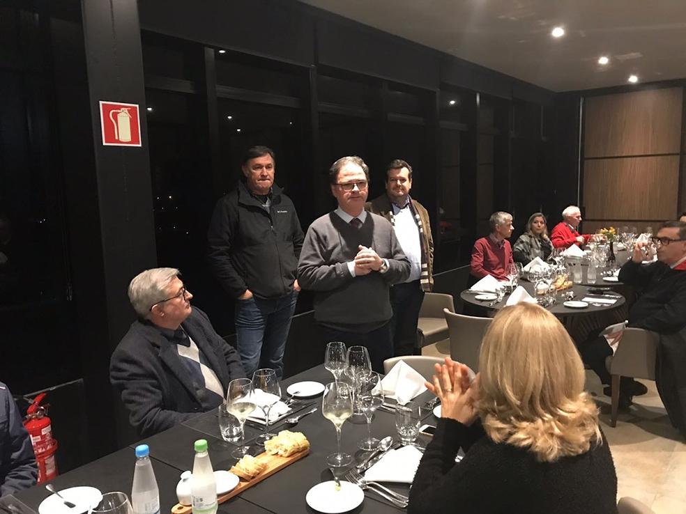 Presidente da Unimed Nordeste, Marcelo Frigeri, destacou que 50% dos beneficiários dos planos de saúde gaúchos são de cooperativas.