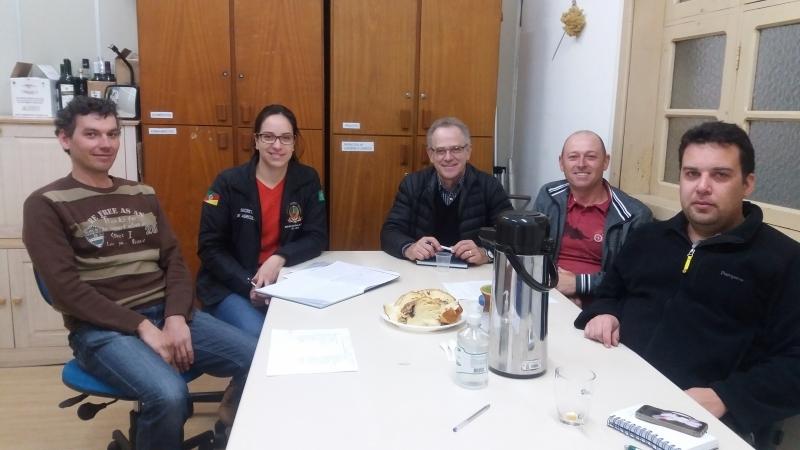 Integrantes do Conselho Municipal da Agricultura
