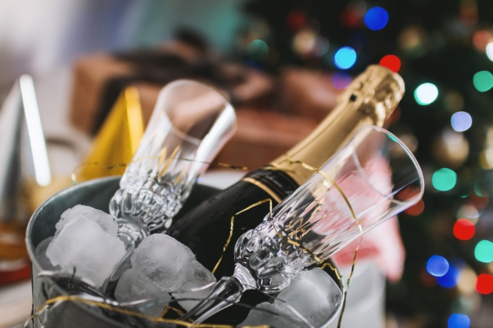 Para não acabar com as comemorações de final de ano, é importante tomar alguns cuidados.