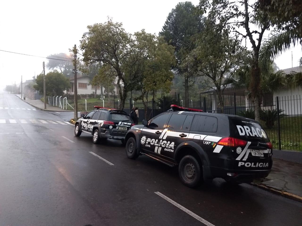 - Polícia Civil/Divulgação