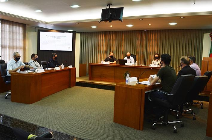 - Câmara de vereadores de FC/ Divulgação