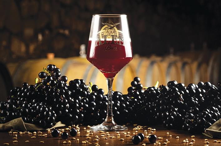 Cervejas unem tradição familiar do vinho com cerveja.