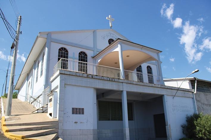 Em 2012, a igreja do bairro foi inaugurada.