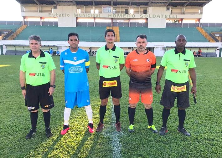 No fechamento da 1ª rodada, a equipe do Rosário venceu o E.C União pelo placar de 3 x 1.
