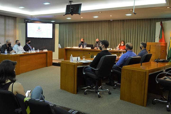 - Câmara de Vereadores NP/ Divulgação