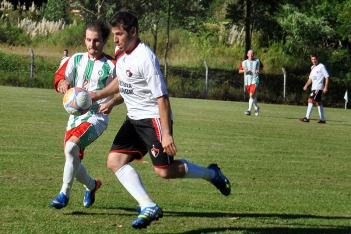 O Paduense perdeu em casa por 2 x 1 para o Fagundes Varela.