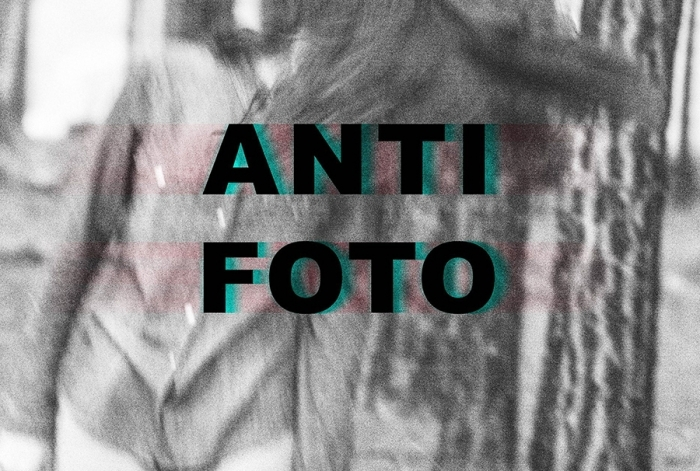 Imagem integra exposição 'Anti-Foto', de Tuany Areze.