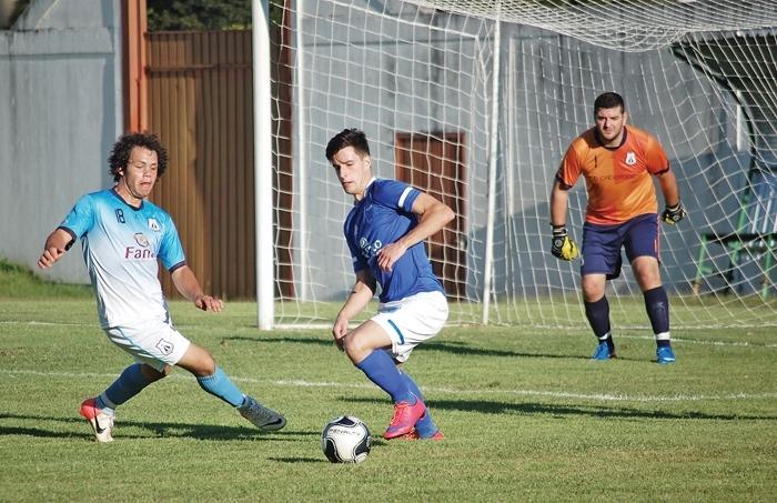 São Gotardo venceu o clássico florense contra o Aparecida, disputado no Estádio Homero Soldatelli.